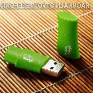 Ob letnem naročilu revije RN prejmete še velik in hiter ključ USB.