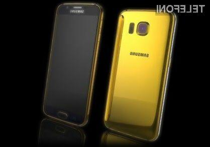 Zanimanja za prestižne različice mobilnikov Samsung Galaxy S6inGalaxy S6 Edge naj bi bilo precejšnje!