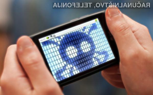 Zaščitite vašo mobično napravo Android pred zlonamernimi kodami, preden bo prepozno!