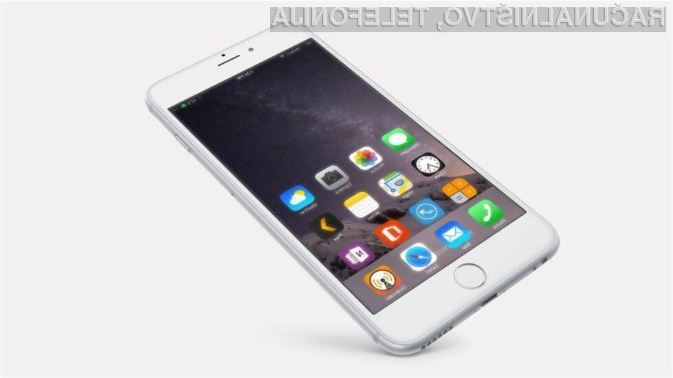 Mobilnik iPhone 6 naj bi prinesel bogato paleto izboljšav!