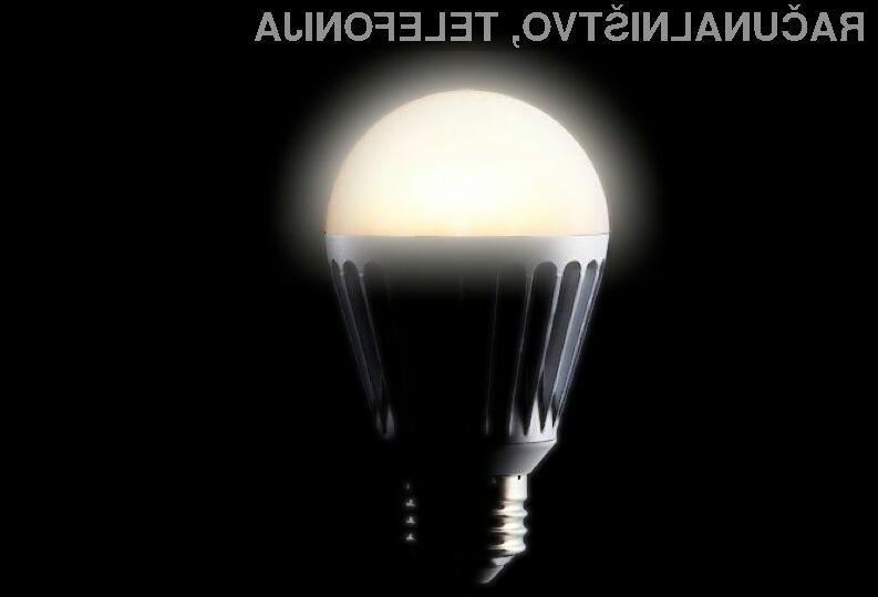 Revolucionarna žarnica iz grafena kmalu naprodaj!