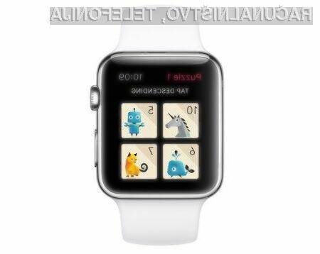 Prva računalniška igra za Apple Watch!