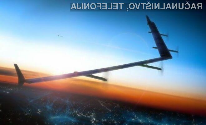 Facebookova letala bodo brezplačni internet »dostavljala« tudi v najbolj oddaljene kotičke širom sveta.