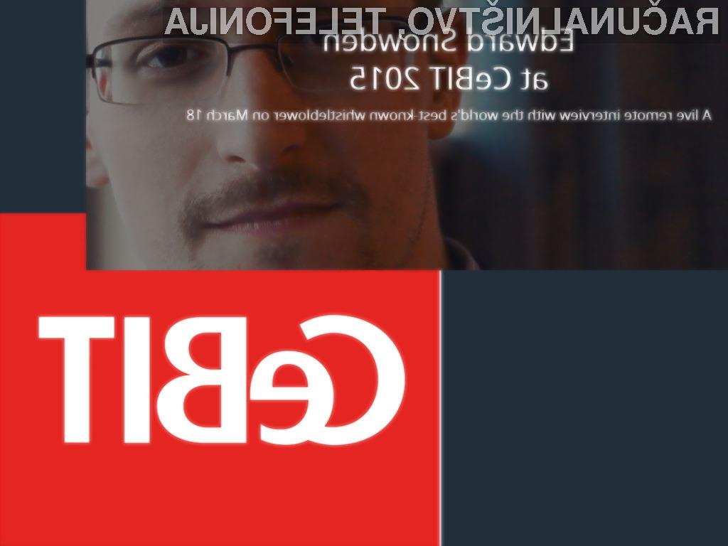Brezplačno na največji računalniški sejem CeBIT!