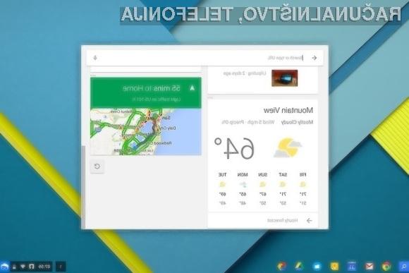 Prenovljeni grafični vmesnik Chrome Launcher 2.0 prinaša bogato paleto novih možnosti.