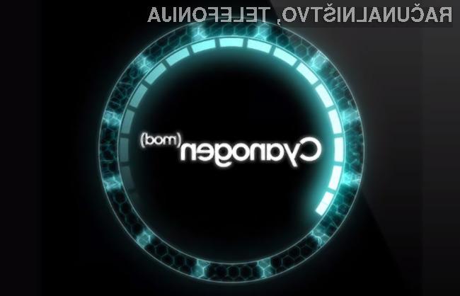 Mobilni operacijski sistem CyanogenMod pridobiva nove privržence kot za stavo!