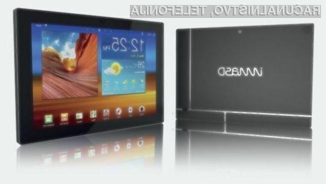 Modularni tablični računalnik ImasD Click ARM One vas bo zlahka prepričal.