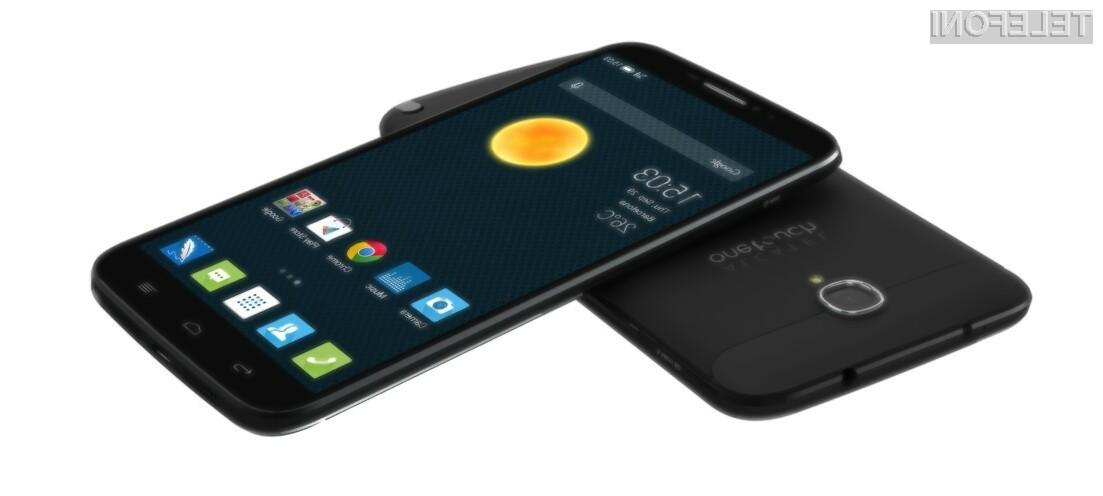 Cyanogen OS bo znatno pohitril mobilnik Alcatel HERO 2+.