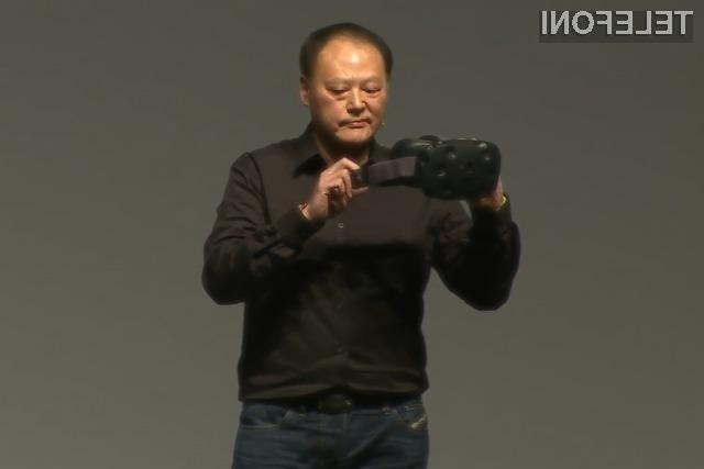 HTC in Valve: Uresničitev navidezne resničnosti