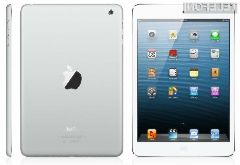 Tablica iPad Mini 4 naj bi prinesla precej novosti v primerjavi s predhodnikom!