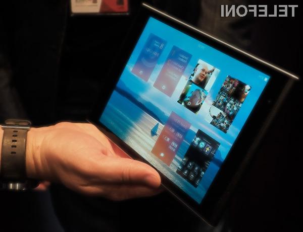 Tablica Jolla Tablet navdušila obiskovalce sejma MWC 2015!