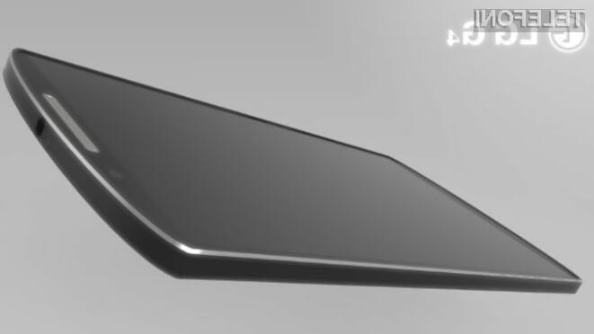 Pametni mobilni telefon LG G4 naj bi prinesel zvrhan koš novosti!