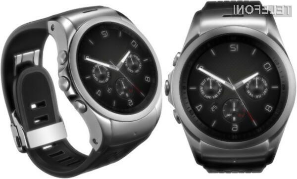 Pametna ročna ura LG Watch Urban se vam bo kljub visoki ceni zlahka prikupila.