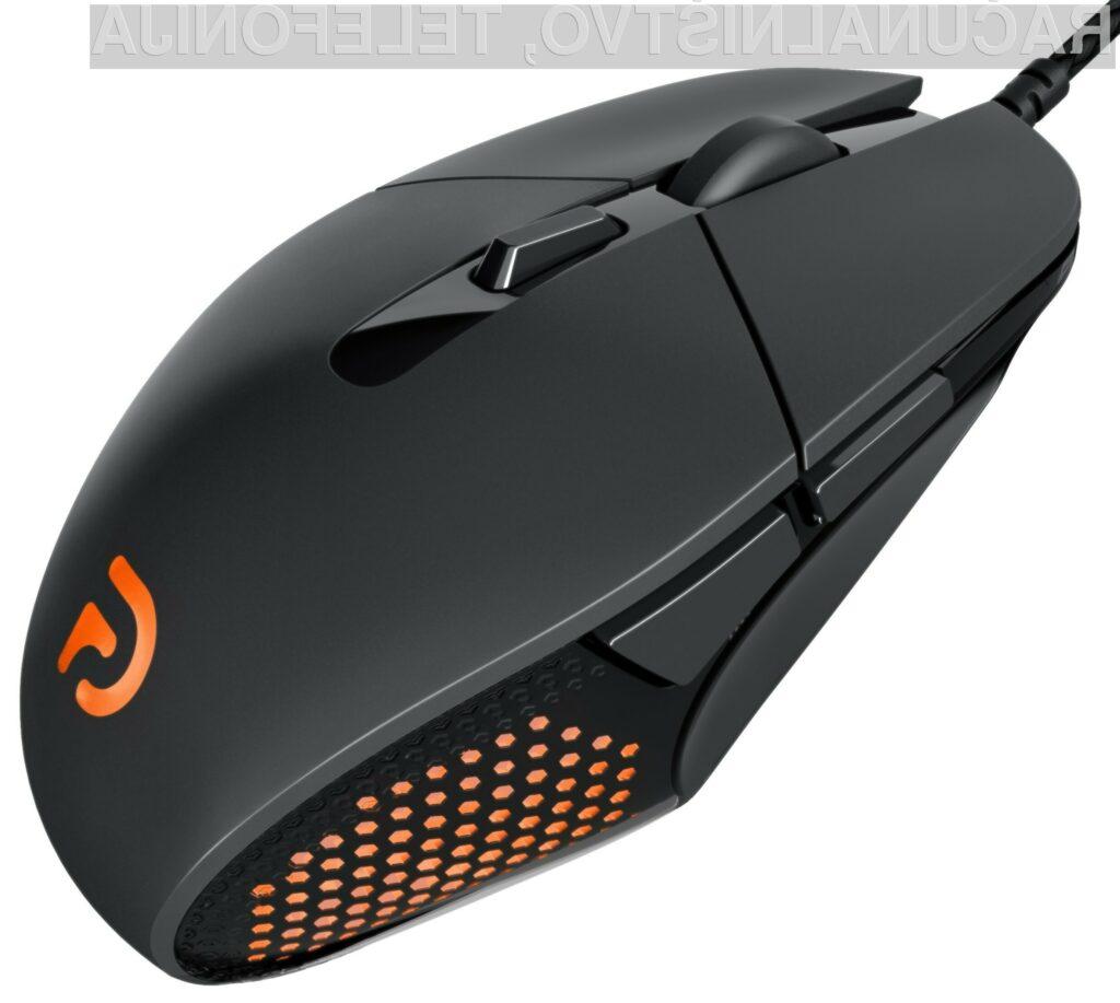 Logitech G: Nova miška za igre