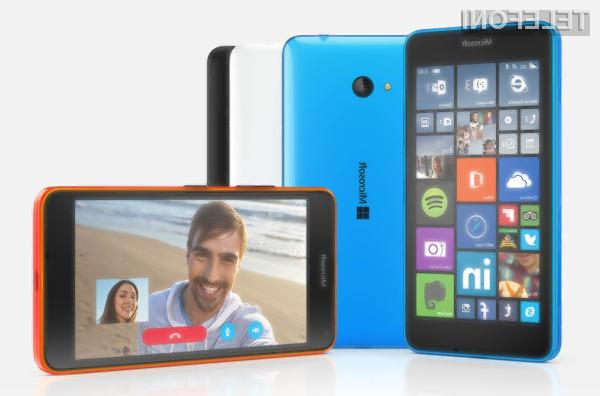 Novi pametni mobilni telefon Microsoft Lumia 640 bo v Italiji mogoče kupiti že od 3. aprila dalje!