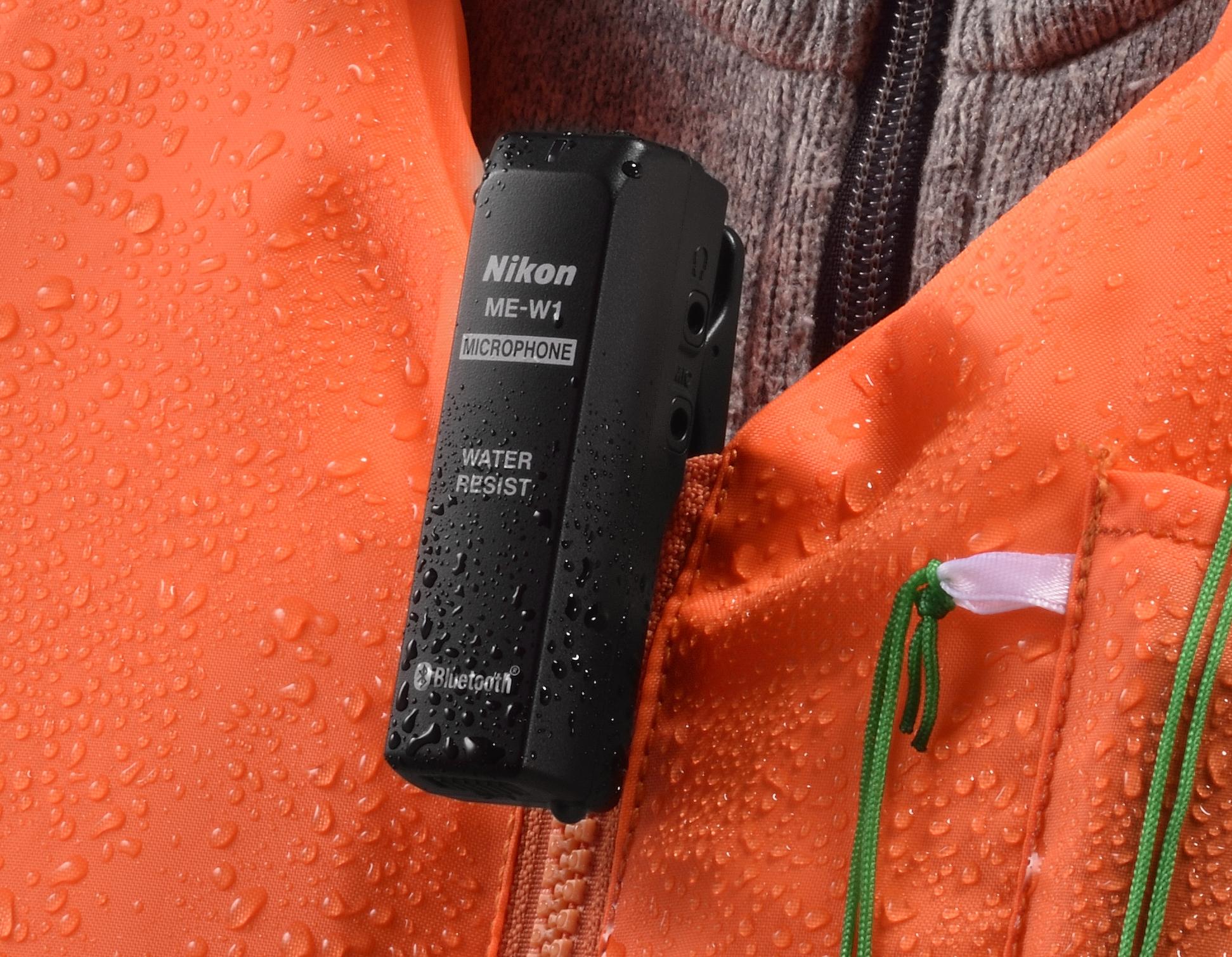 Nikon brezžični mikrofon ME-W1