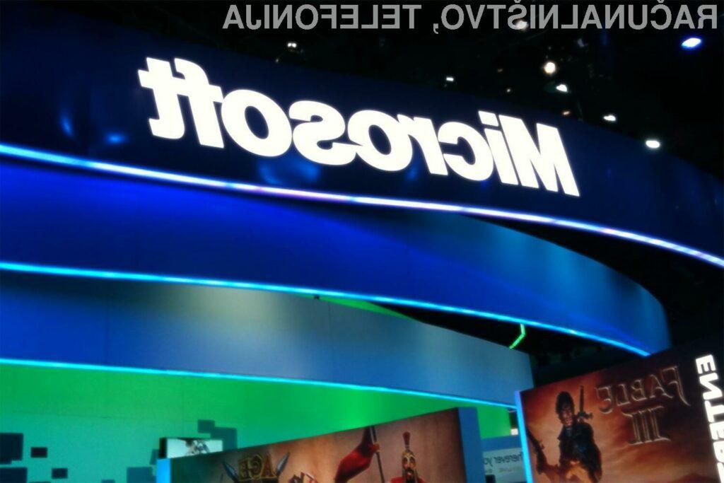Microsoft bo dobičke koval na račun plačil za uporabo naprednih možnosti.
