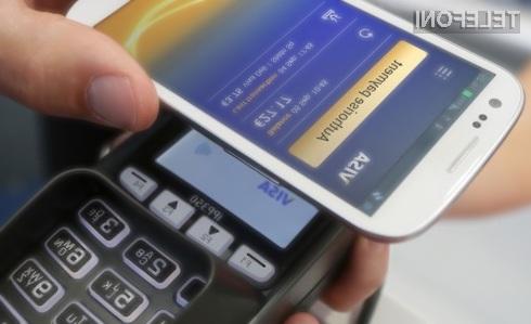 Google bo vsem uporabnikom mobilnikov Android s povezavo NFC omogočil brezstično plačevanje.
