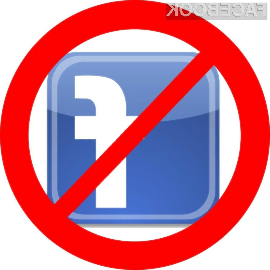 Facebook naj bi grobo kršil zasebnost evropskih uporabnikov!