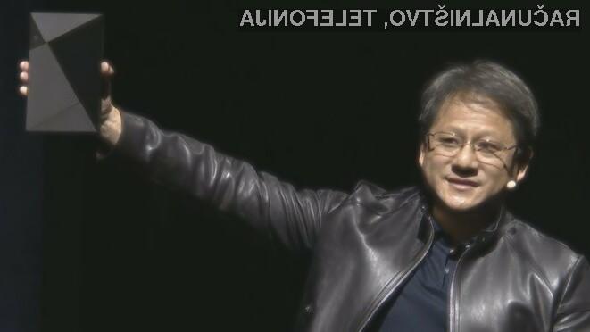 Nova Nvidia Shield bo primerna tako za igranje iger kot za predvajanje večpredstavnostih vsebin.