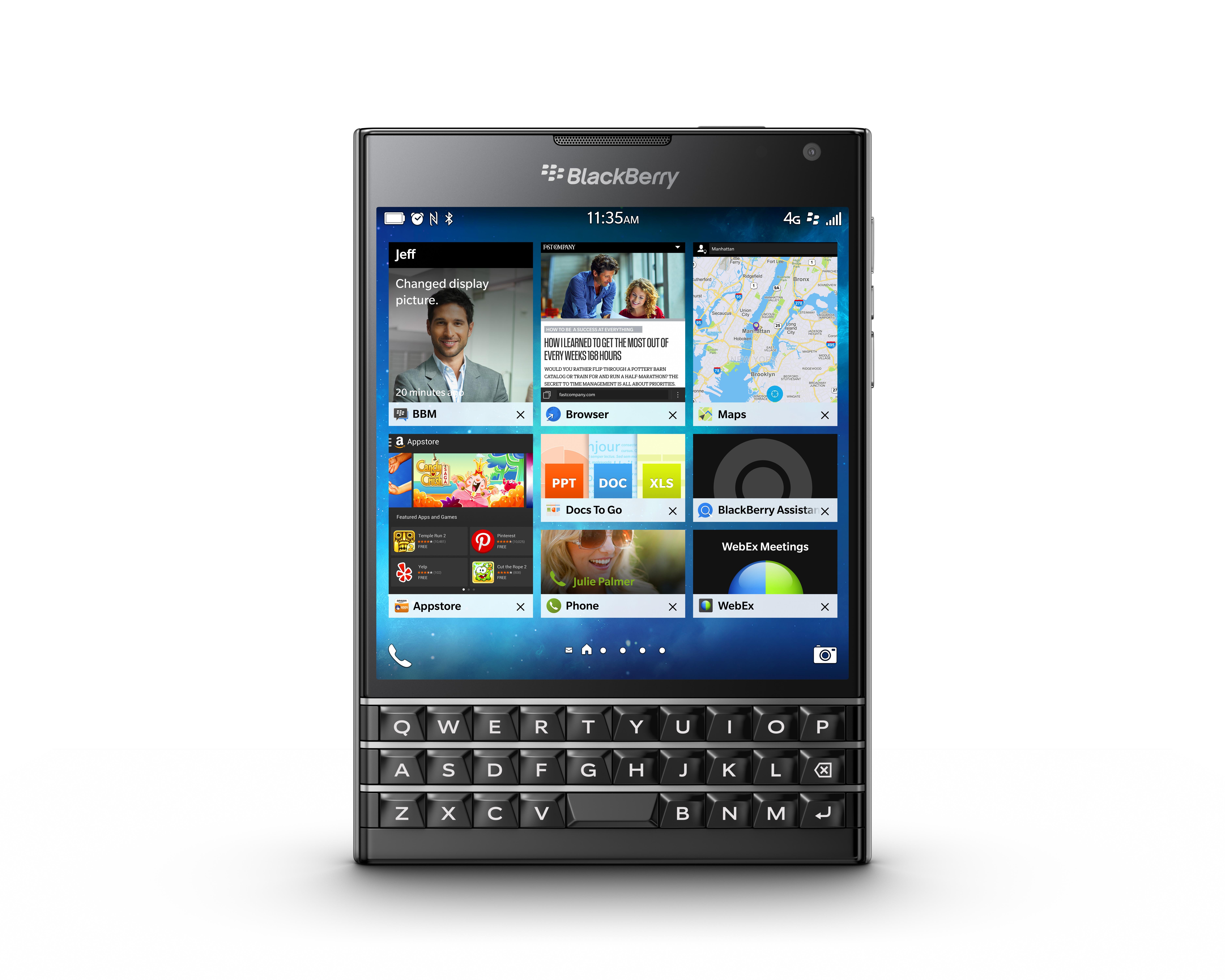 Prvi žarek upanja za podjetje BlackBerry