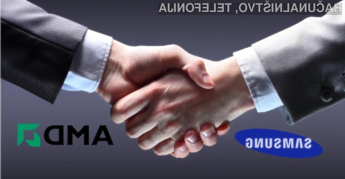 Samsung in AMD bi skupaj lahko dosegla bistveno več!