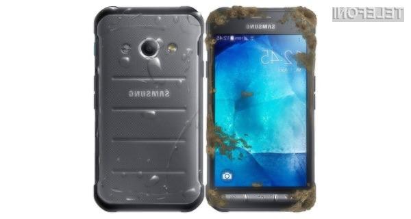 Samsung Xcover 3 bomo le stežka uničili!