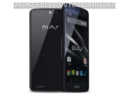 Mobilnik VAIO Phone se bo zagotovo prikupil uporabnikom storitev mobilne telefonije.
