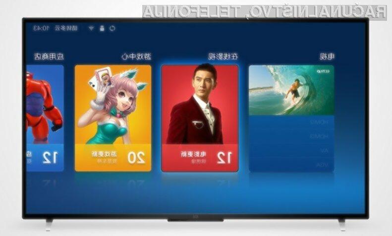 Poceni pametni televizor Xiaomi Mi TV 2 bo zlahka prepričal ljubitelje večpredstavnostnih vsebin!