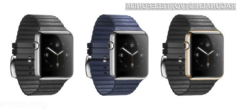 Vse kaže na to, da bo v jeseni predstavljena druga generacija Apple Watch