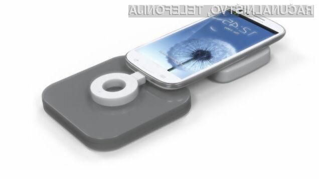 Dodatek Duracell Powermat Power Ring je kljub njegovi »omejeni« uporabnosti uspel prepričati mnoge uporabnike mobilnih naprav!