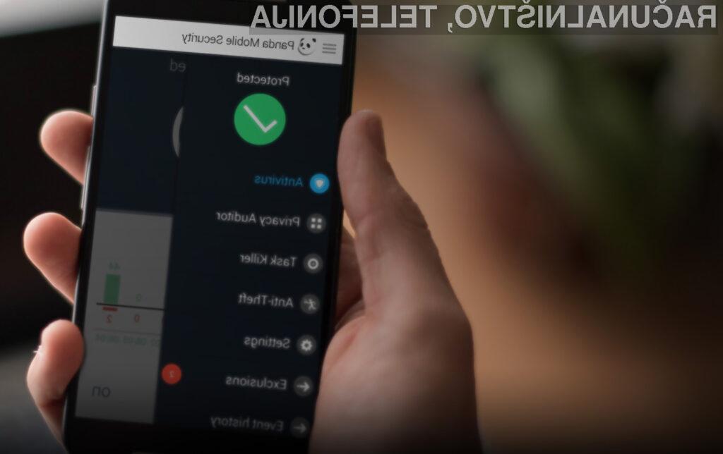 Nova Panda Mobile Security: Zmogljiva mobilna zaščita pred prevarami in grožnjami zdaj na voljo v 16 jezikih