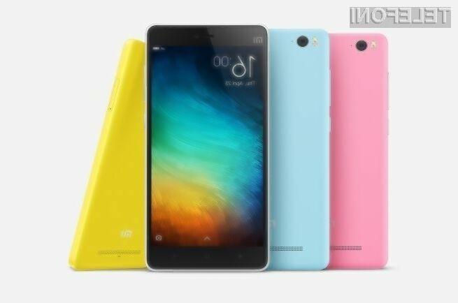 Pametni mobilni telefon Xiaomi Mi 4i je kot nalašč predvsem za mlade.