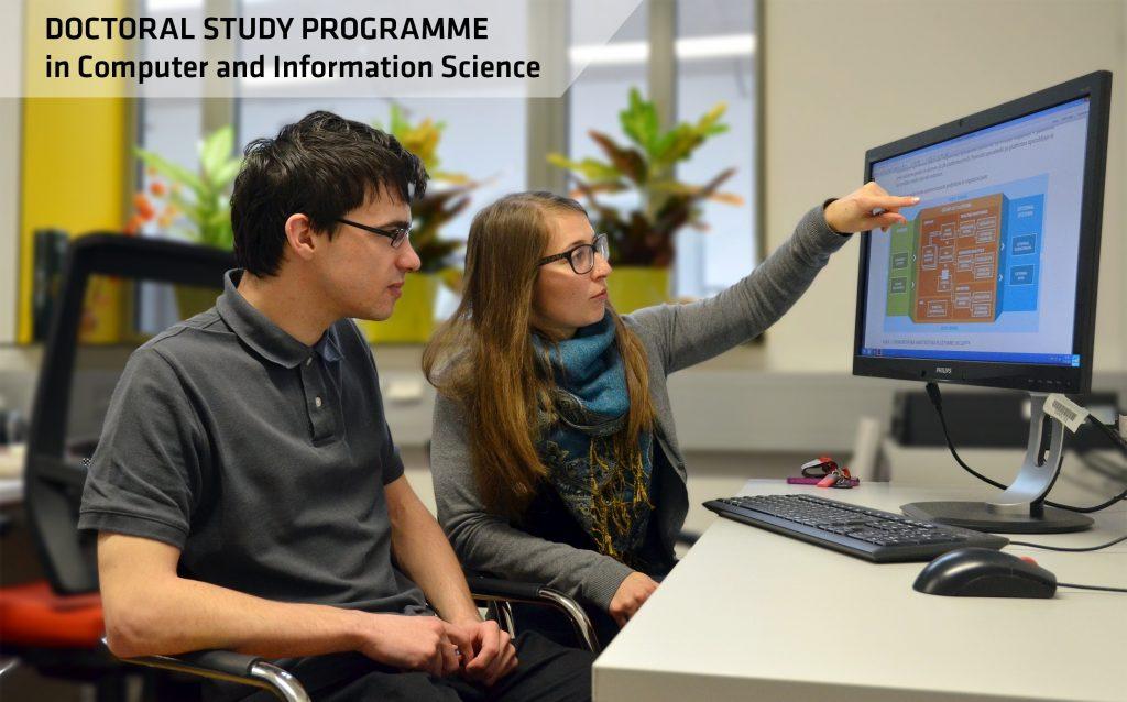 Razvojno usmerjen doktorski študij računalništva in informatike