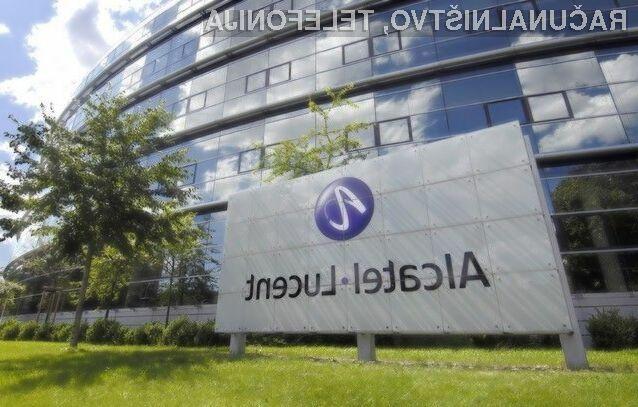 Nokia bo s prevzemom podjetja Alcatel še dodatno utrdila njen položaj na področju brezžičnih omrežij.