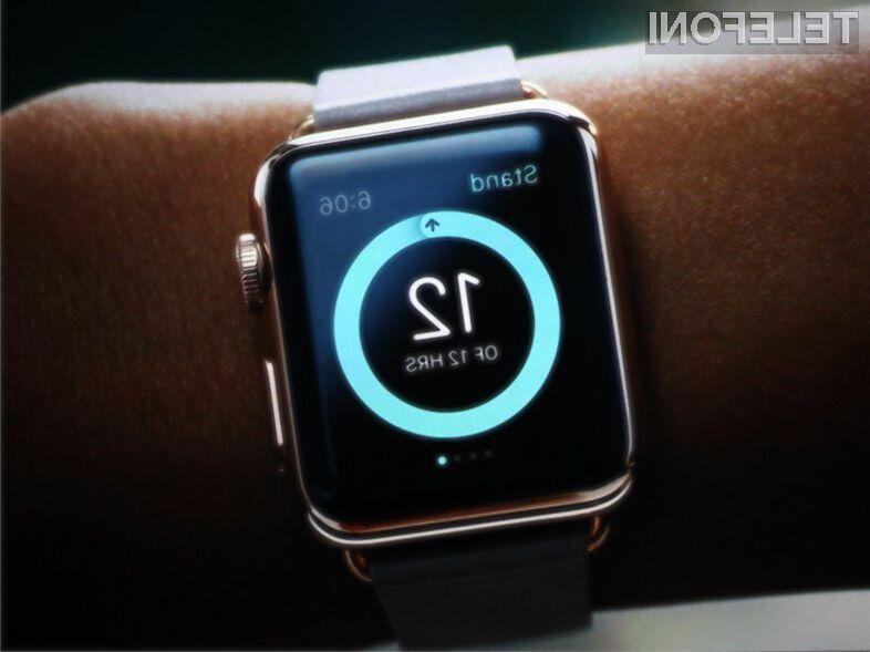 Apple Watch naj bi na Ameriških tleh doživel popoln uspeh!