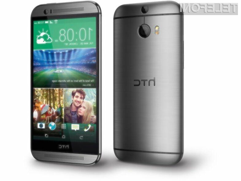 Mobilnik HTC One M8s prinaša odlično razmerje med ceno, oblikovno dovršenostjo in zmogljivostjo.