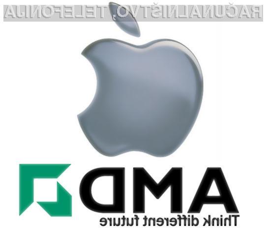 Naveza Apple in AMD bo nedvomno zmagovalna!
