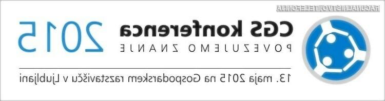 Vzemite si čas za CGS konferenco 2015!