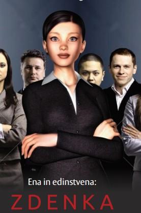 Virtualna asistentka Zdenka je del računovodskega sistema Accounting Box - ProGRAM