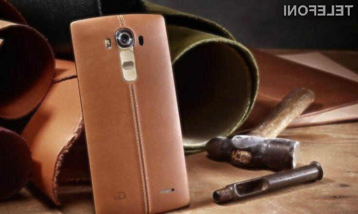 LG G4 bo zlahka prepričal tudi najzahtevnejše!