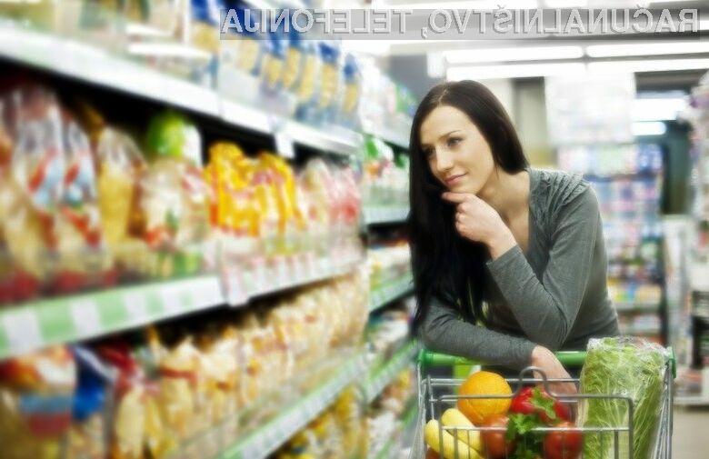 Potrošniki naj bi kakovost hrane kmalu preverjali kar z uporabo pametnega mobilnega telefona in namenske aplikacije.