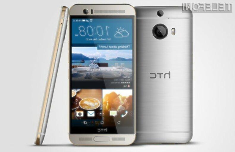 Novi HTC bo sprva žal naprodaj le na Kitajskem.