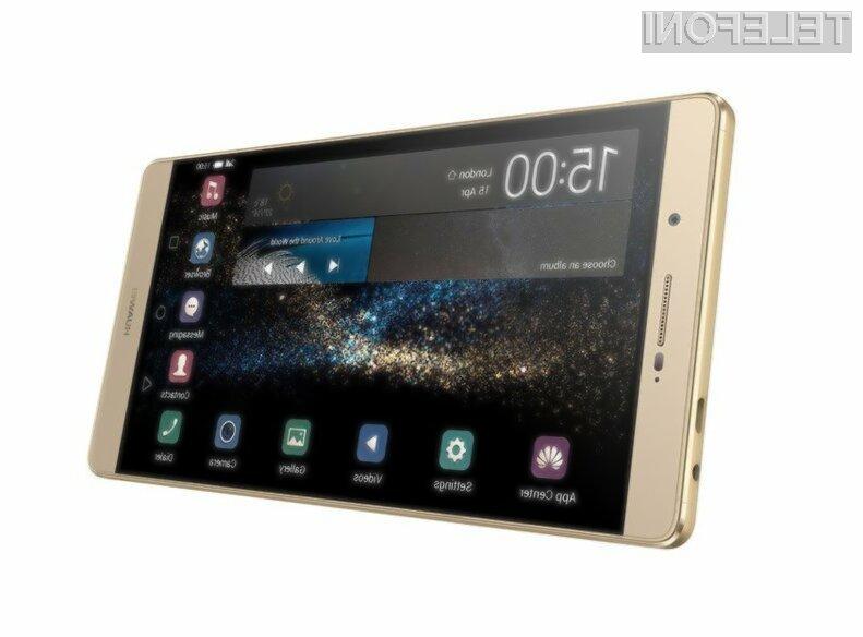 Huawei presenetil s 6,8 palčnim mobilnikom!