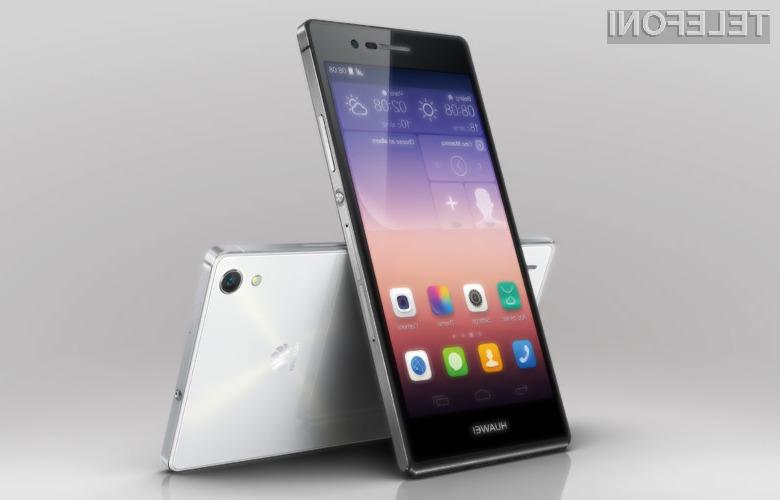 Huawei P8 razprodan v pičlem dnevu!