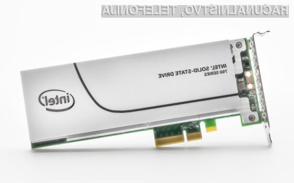 Intelovi pogoni Solid State družine 750 Series nas zagotovo ne bodo pustili na cedilu!
