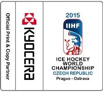 Kyocera - uradni sponzor IIHF
