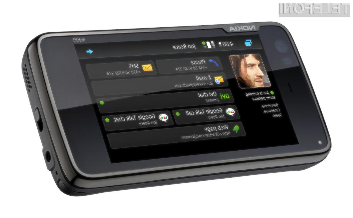 Podjetje Nokia vsaj kratkoročno nima namena ponovno vstopiti na področje mobilne telfonije.