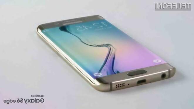Samsung težav z opraskanim steklom pri mobilniku Galaxy S6 Edge vsaj zaenkrat še ni komentiralo!