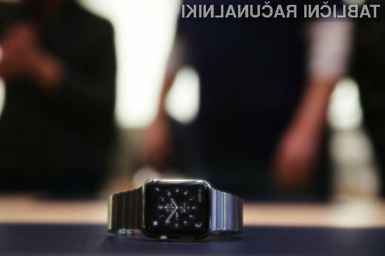 Zanimanje za pametno ročno uro Apple Watch je preseglo vsa pričakovanja!
